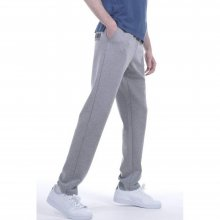 Body Action Body Action Men Gym Tech Pants (Grey)