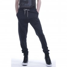 Body Action Body Action Men Basic Trousers (Black)