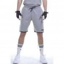 Body Action Body Action Men Training Shorts (Grey)