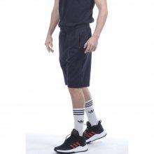 Body Action Body Action Men Sport Terry Shorts (Black)