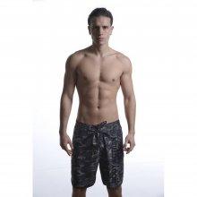 Body Action Body Action Men Board Shorts (D.Khaki)