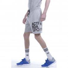 Body Action Body Action Men Training Sport Shorts (Mel.Grey)