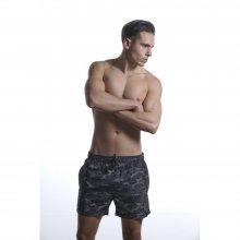 Body Action Body Action Men Short Lenght Swimwear (D.Khaki)
