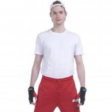 Body Action Body Action Men Crew Neck T-Shirt (White)
