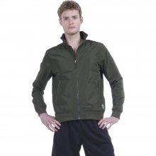 Body Action Body Action Men Mesh Lined Jacket (Khaki)