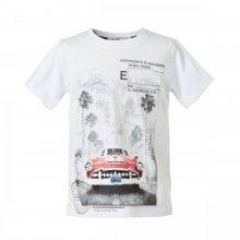 ENERGIERS Energiers Μπλούζα Αγόρι (Λευκό)