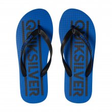 Quiksilver Quicksilver Java Wordmark Youth Flip Flop