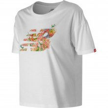 New Balance New Balance Sweat Nectar T-Shirt (White)