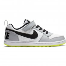 Nike Boys' Nike Court Borough Low (PS) Pre-School Shoe