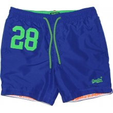 Superdry Superdry D2 Water Polo Swim Short ROYAL