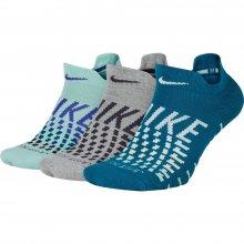 Nike Women's Nike Everyday Max Cushion No-Show Training Sock (3 Pair)