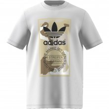 adidas Originals ADIDAS CAMO TEE MULTCO/CBROWN