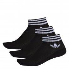 adidas Originals ADIDAS TREF ANK  SCK HC BLACK/WHITE