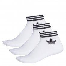 adidas Originals ADIDAS TREF ANK  SCK HC WHITE/BLACK