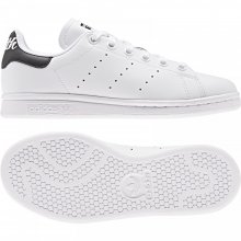 adidas Originals ADIDAS STAN SMITH J FTWWHT/CBLACK/FTWWHT