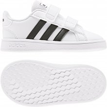 ADIDAS ADIDAS GRAND COURT I WHITE/BLACK