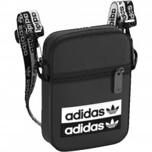adidas Originals ADIDAS FEST BAG BLACK/WHITE