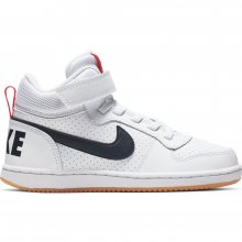 Nike Nike Court Borough Mid (PS) Pre-School Shoe
