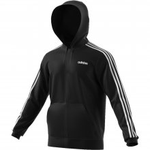 adidas Core ADIDAS E 3S FZ FL BLACK/WHITE