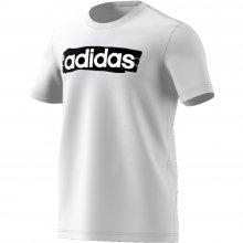 adidas Core ADIDAS E LIN BRUSH T WHITE