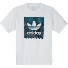adidas Originals ADIDAS BB PRINT TEE 2 WHITE/ACTTEA/ACTORA