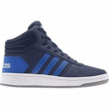 adidas Core ADIDAS HOOPS MID 2.0 K DKBLUE/BLUE/FTWWHT