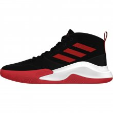 adidas Core ADIDAS OWNTHEGAME K WIDE CBLACK/ACTRED/FTWWHT