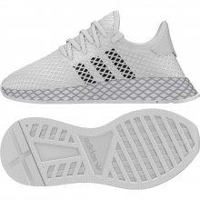 adidas Originals ADIDAS DEERUPT RUNNER J CBLACK/FTWWHT/GREFIV