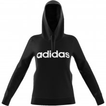 adidas Core ADIDAS W E LIN OHHD FL BLACK/WHITE