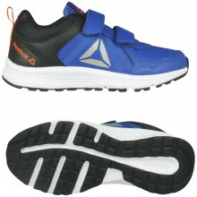 Reebok  REEBOK ALMOTIO 4.0 ROYAL/BLACK/ORANGE/P