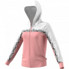 adidas Originals ADIDAS ORIGINALS TT Hooded WHITE/PNKSPI