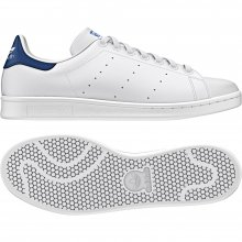 adidas Originals ADIDAS ORIGINALS STAN SMITH J FTWWHT/EQTBLU