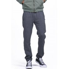 Body Action BODY ACTION MEN JOGGER-STYLE SWEAT PANTS - CΗΑRCΟΑL