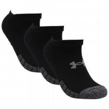 Under Armour  UA Heatgear NS ΚΑΛΤΣΑ black