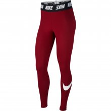 Nike Nike Sportswear Tights TEAM RED/WHITE