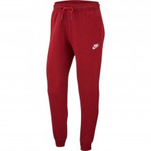 Nike Nike Sportswear Essential Women's Fleece Pants TEAM RED/WHITE