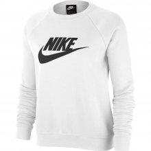 Nike Nike Sportswear Essential Women's Fleece Crew WHITE