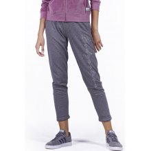 Body Action BODY ACTION WOMEN SKINNY JOGGERS - D.ΜΕL.GRΕΥ