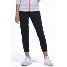 Body Action BODY ACTION WOMEN ACTIVE PANTS - ΒLΑCΚ