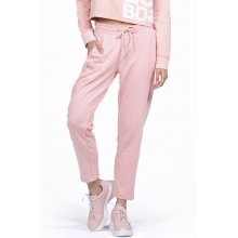 Body Action BODY ACTION WOMEN BASIC SWEAT PANTS - L.ΡΙΝΚ