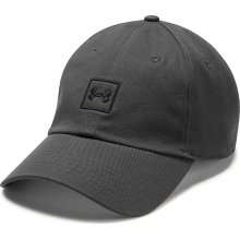 Under Armour UA Washed Cotton Cap Graphite