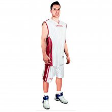 Legea LEGEA Basket Kit Chicago WHITE/RED