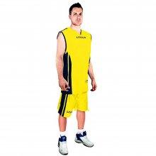 Legea LEGEA Basket Kit Chicago YELLOW/N.BLUE