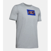 Under Armour SC30 OVERLAY SS TEE T-SHIRT K/M