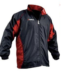 Legea Legea Rain Jacket Storm (N.Blue - Red)