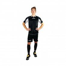 Legea LEGEA KIT VENTO TRAINING LINE BLACK-GREY