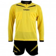 Legea LEGEA KIT ARBITRO YELLOW-BLACK