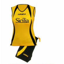 Legea LEGEA KIT SICILIA VOLLEY  YELLOW-BLUE