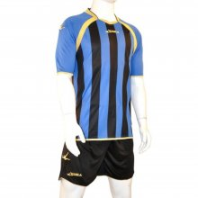 Legea LEGEA SOCCER KIT DUBAI MC  ROYAL-BLACK