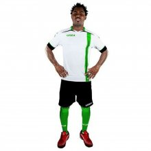 Legea LEGEA SOCCER KIT DUBLINO  GREEN - BLACK WHITE